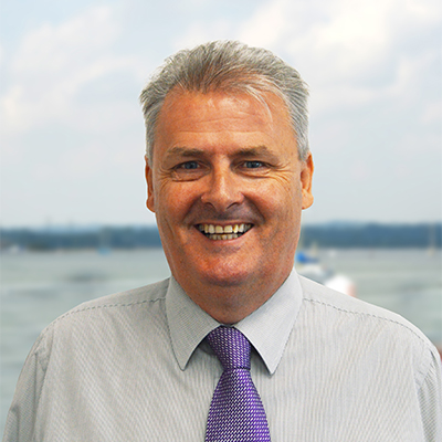 Chris Barrest is Hamworthy's new addition to the sales team.