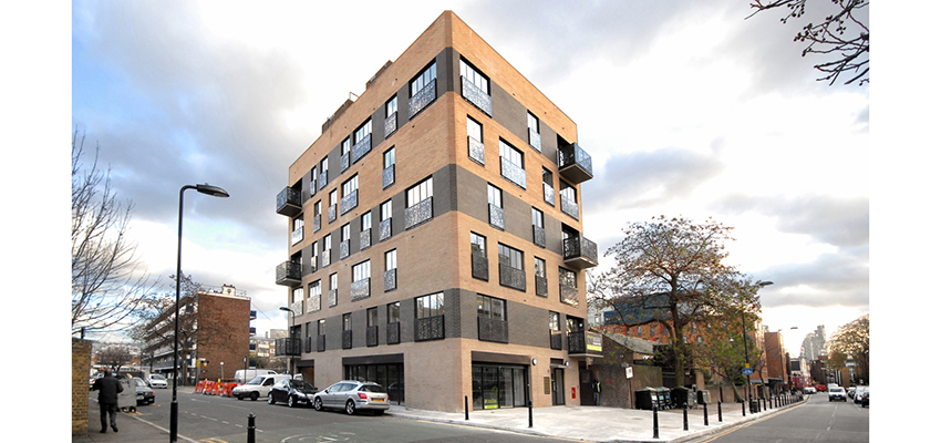 Pitfield Street Mixed Development