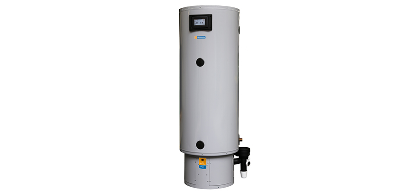 Dorchester DR-XP stainless steel water heater