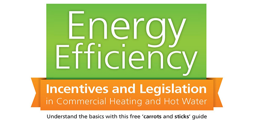 Learn more about available energy efficiency incentives.