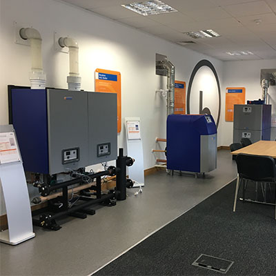 The training centre in Leeds has opened its doors.
