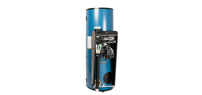 Dorchester DR-CC condensing  water heater cutaway