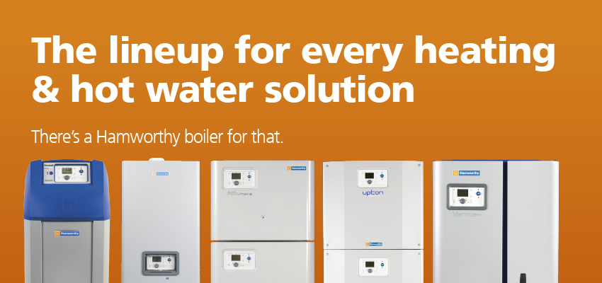 There's a Hamworthy boiler for every building
