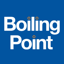 Boiling Point is Hamworthy's magazine, talking about developments in the heating industry.