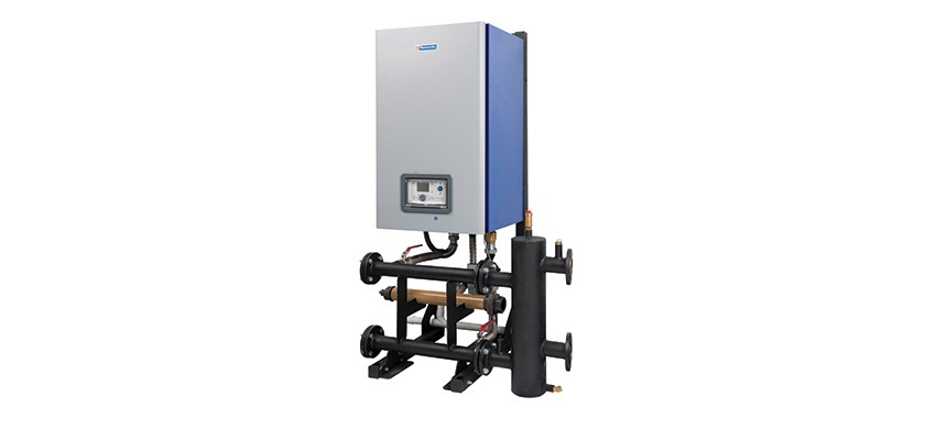 Stratton mk2 wall hung boiler with pipework kits