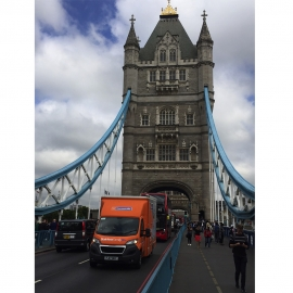 Stainless Family Tour takes on central London and surroundings