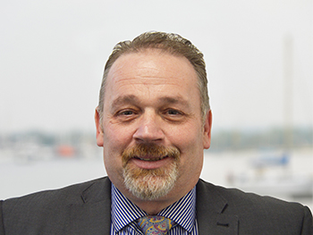 Terry Simmonds is ASM for Kent, East London and Essex
