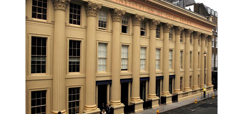 The Royal Institution of Great Britain.