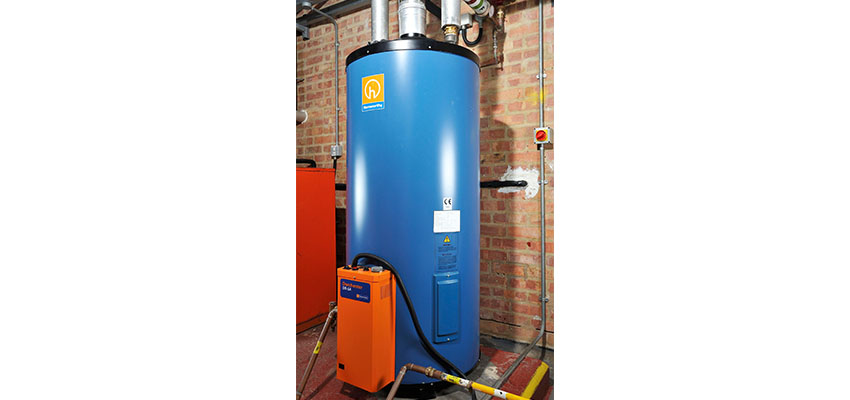 Dorchester DR-SA/SE atmospheric water heater