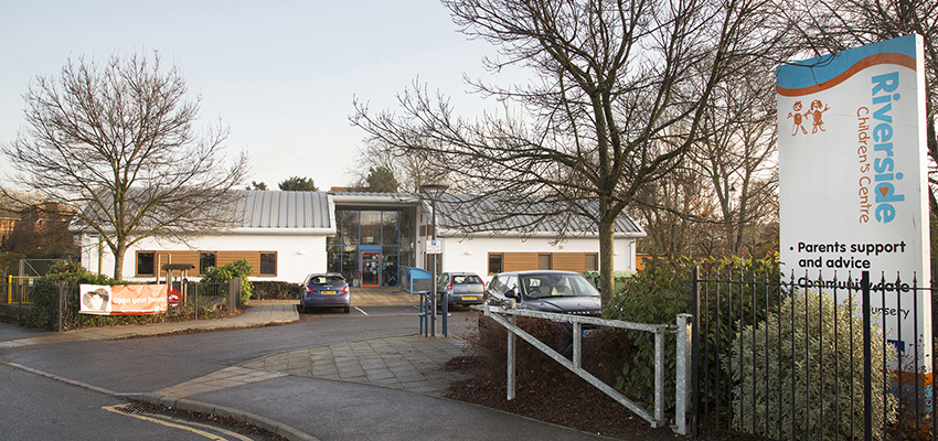 Riverside Children's Centre in Canterbury is a test site for the Stratton mk2 boiler.