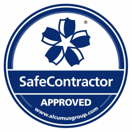 Hamworthy receives Alcumus SafeContractor accreditation