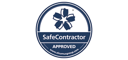 Hamworthy Heating is safe contractor approved