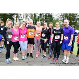 Hamworthy staff 'run for the money' in Ringwood