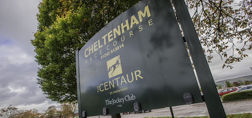 Cheltenham Racecourse benefits from gas savings thanks to updated boilers.