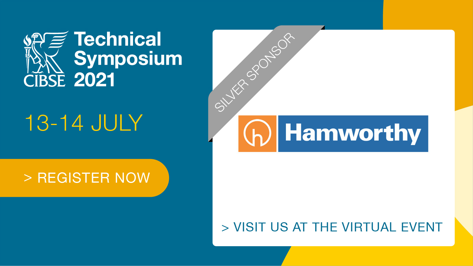Hamworthy is Silver Sponsor of this year's Technical Symposium