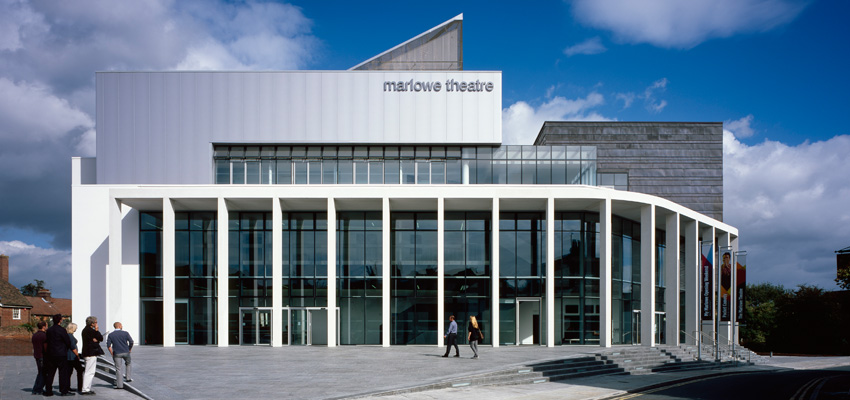 The Marlowe Theatre in Canterbury has almost halved its gas consumption with a boiler upgrade.