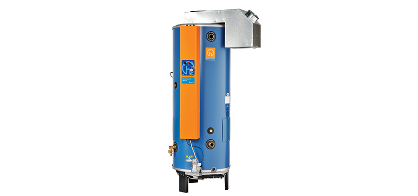 Dorchester DR-LA/DR-LP atmospheric water heater