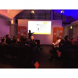 Hamworthy welcomes customers at commercial boiler launch in London