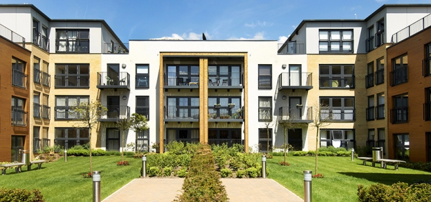Stanmore Place benefits from an expandable and space-saving modular boiler solution  from Hamworthy.