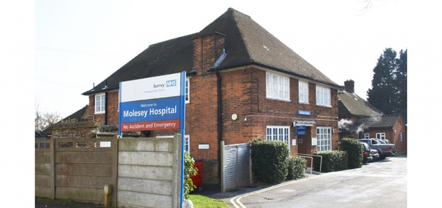 Molesey Hospital updated their heating and hot water system with Hamworthy boilers and water heaters.