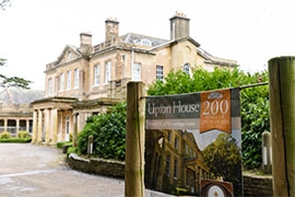 Upton House is a popular venue located in Upton Park, Poole.