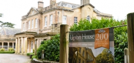 Upton House listed building uses Hamworthy commercial boilers