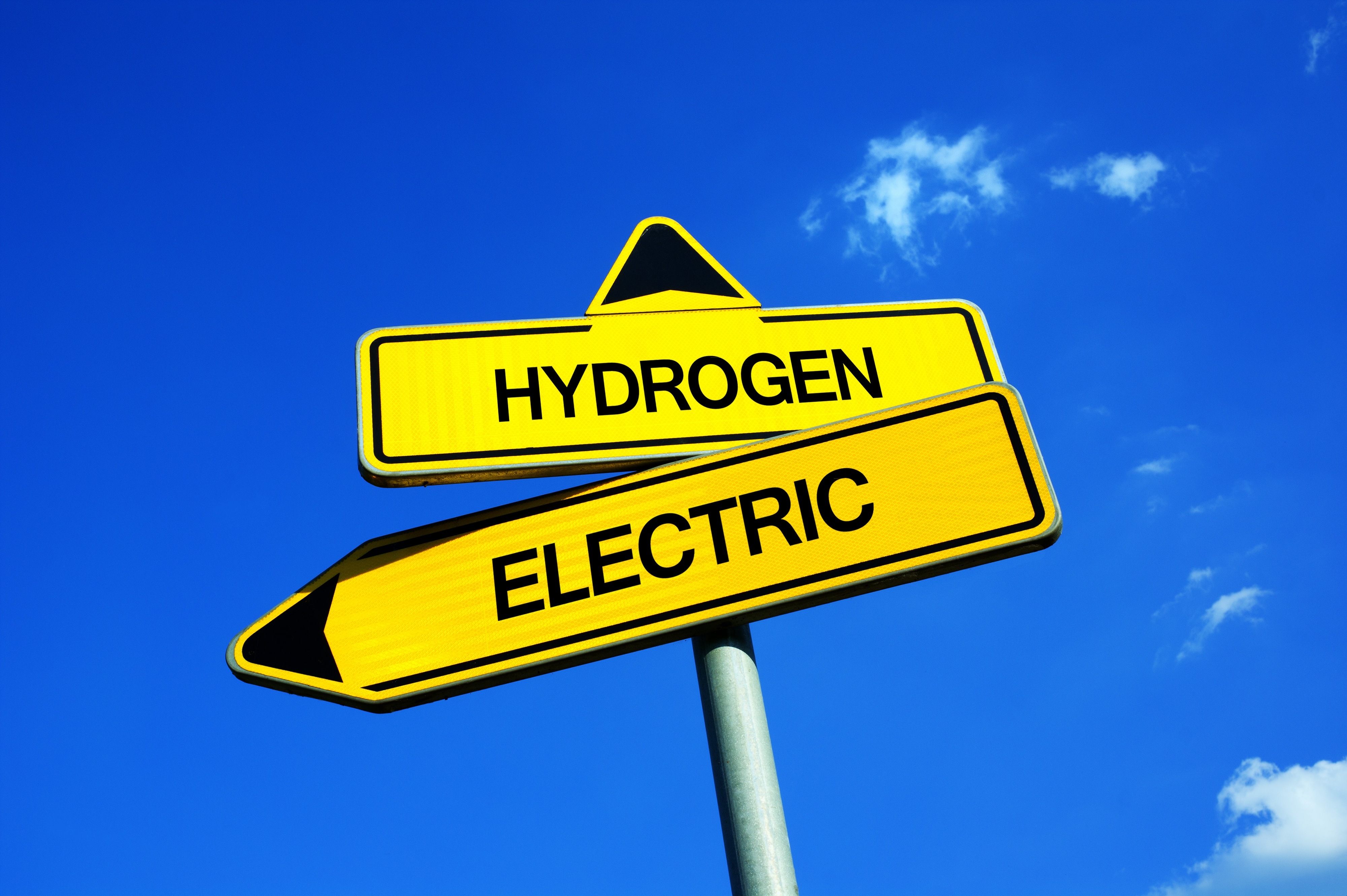 The future will be a mix of electric heating and hydrogen gas