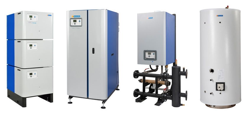 The Stainless family of boilers and calorifier