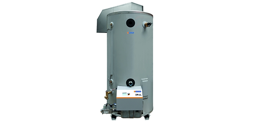 Dorchester DR-LL low NOx, atmospheric water heater