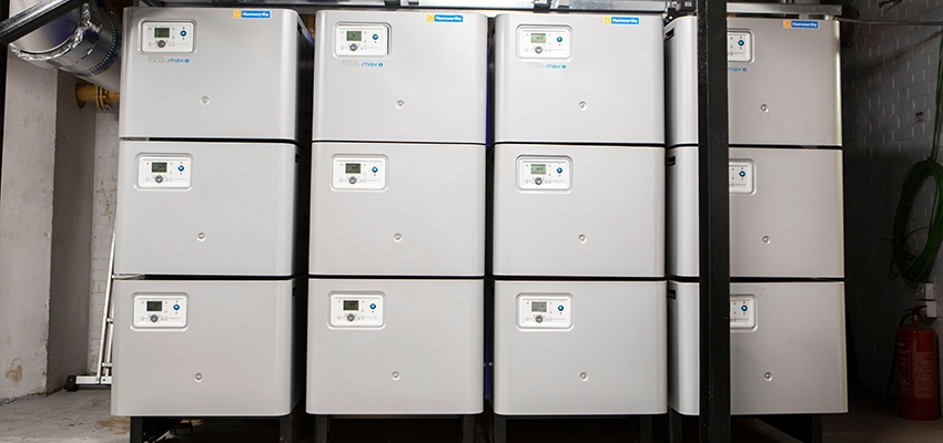 Wessex ModuMax mk3 modular boilers chosen for busy hotel in London