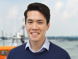 Vince Ng is Hamworthy's sales manager in Central London.