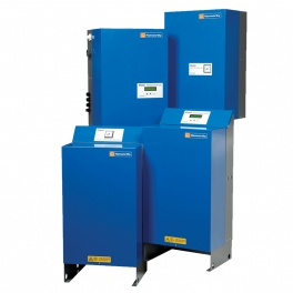 Commercial heating pressurisation unit