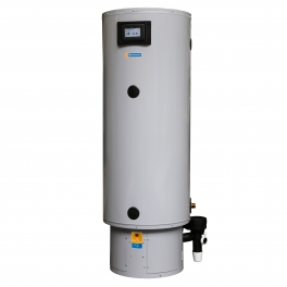 Dorchester DR-XP stainless steel direct fired water heater