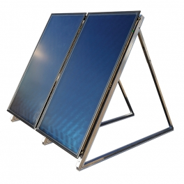 Trigon solar hot water system