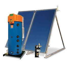 Dorchester DR-TC solar hot water heater