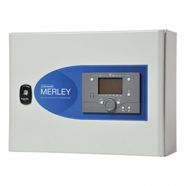 Merley multiple boiler sequence controller