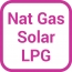 Fuel NG Solar LPG product icon