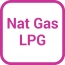 Fuel NG LPG product icon