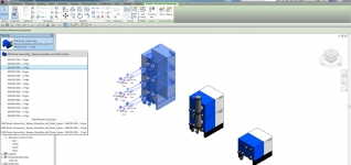 Wessex ModuMax floor standing boiler BIM objects