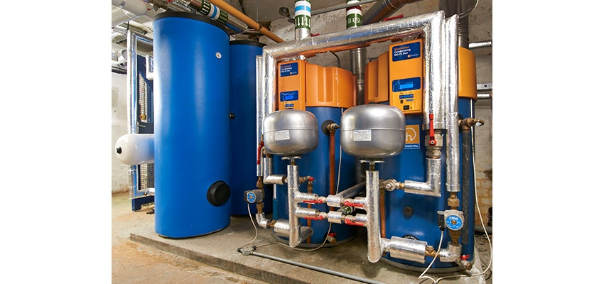 Comparing indirect and direct fired systems for hot water generation