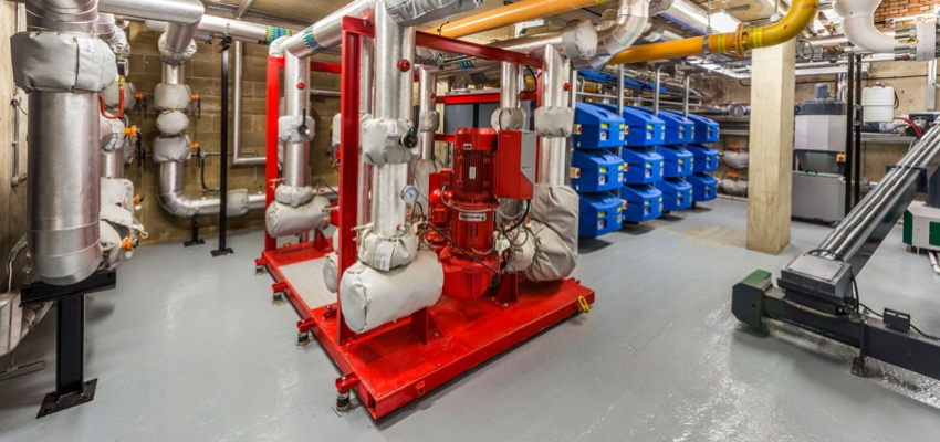 Using wide temperature differentials to improve the